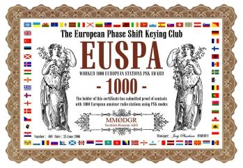 EUSPA-1000